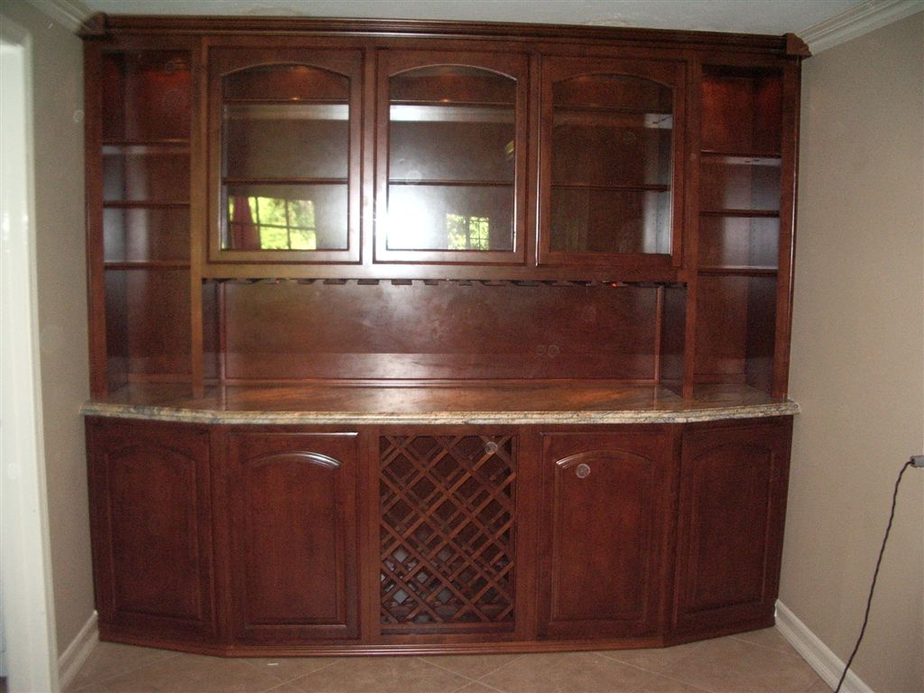 Usa Auto Insurance >> Built in home bar cabinets in Southern California ...