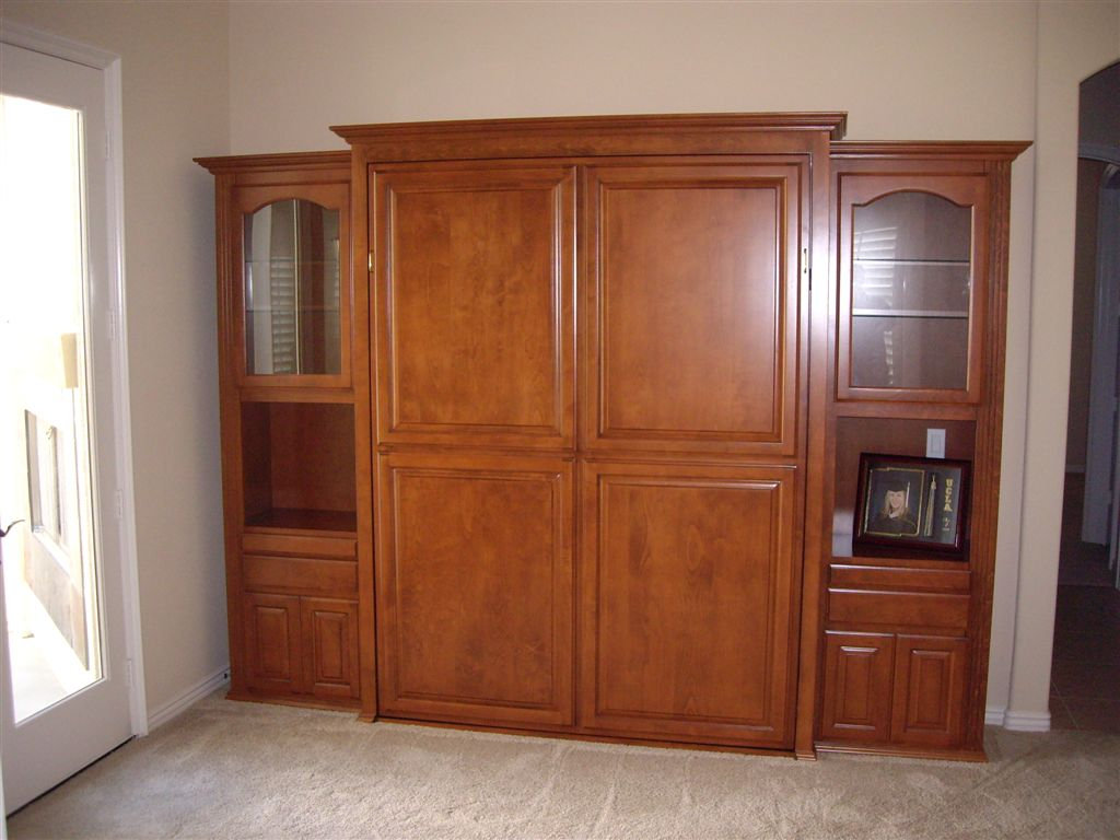 murphy bed cabinet murphy beds and bedroom cabinets woodwork creations 23649