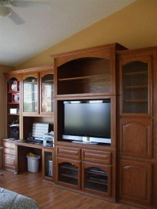 Built in home office cabinets (45)