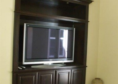 Custom entertainment centers and wall units  (12)