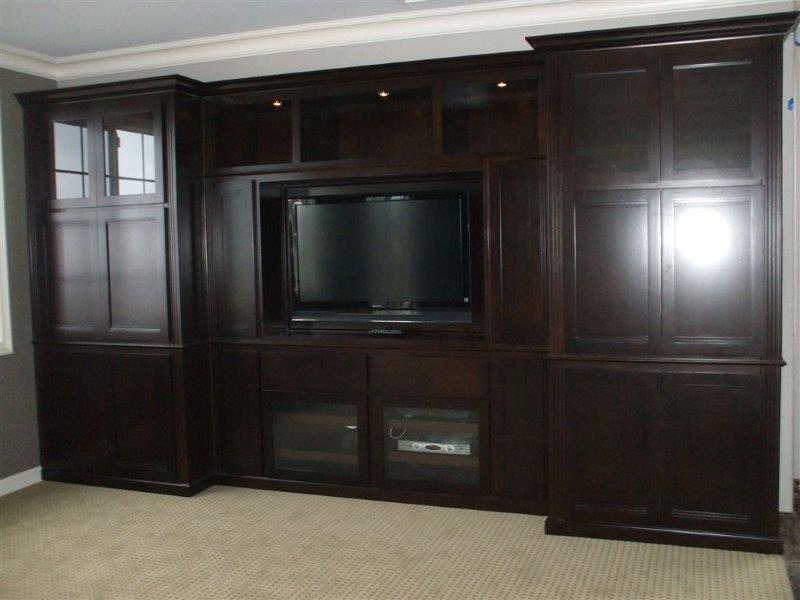 Wall Units Entertainment Centers Jesse Jpg Pictures to pin