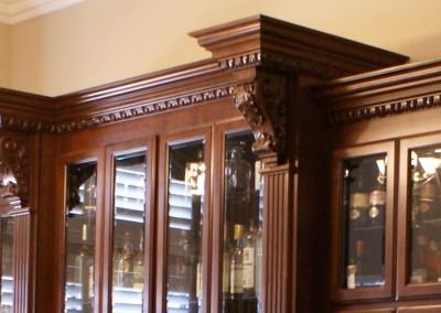 Decorative details together