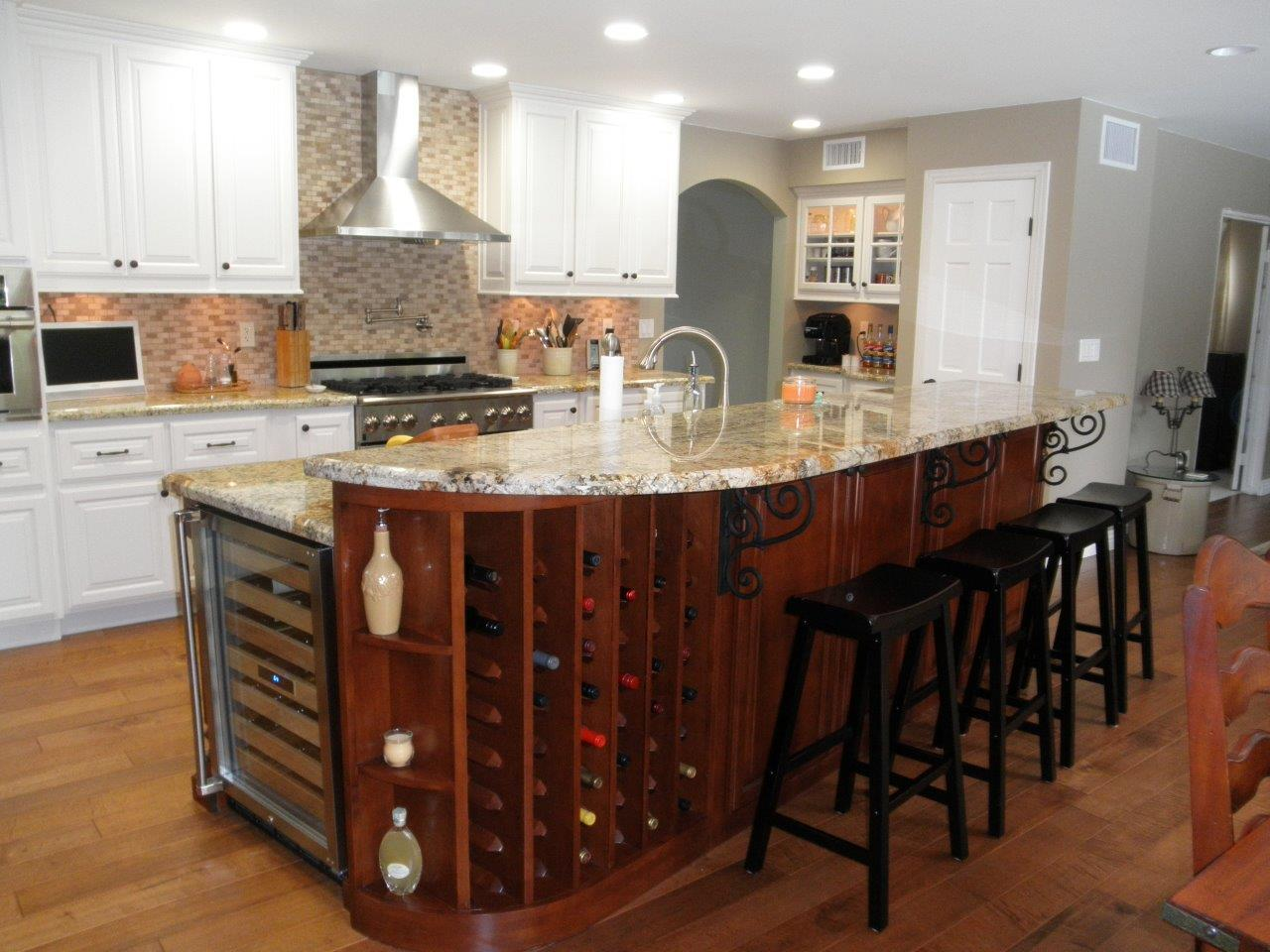 get a price on custom kitchen cabinets
