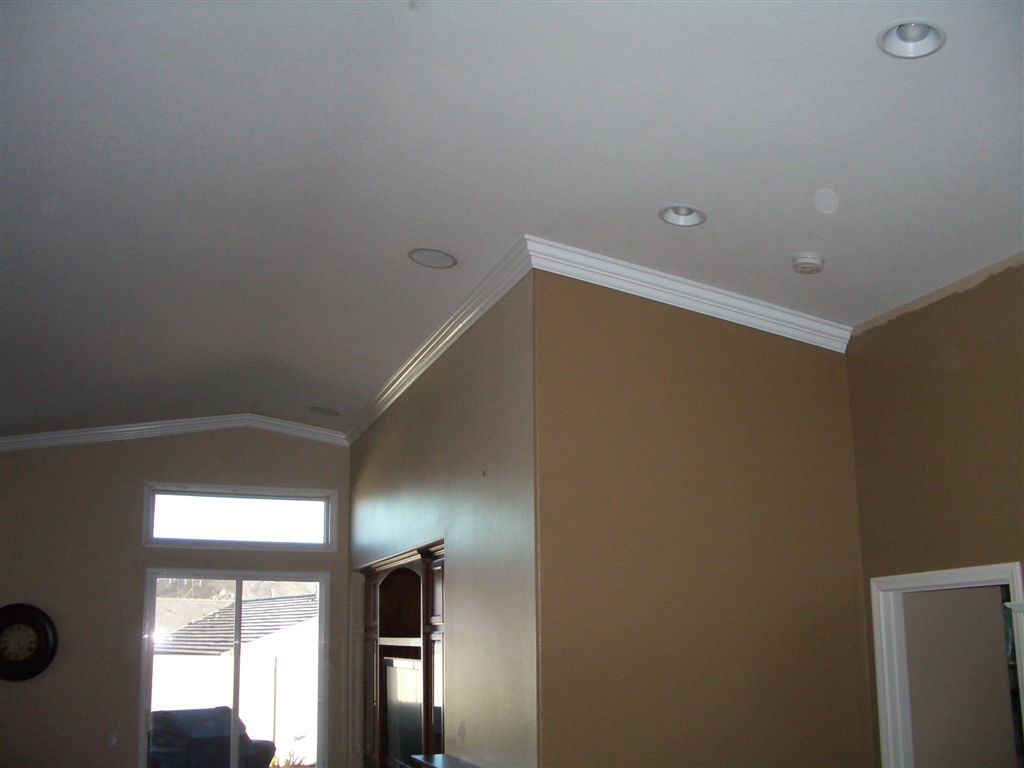 Crown molding and millwork