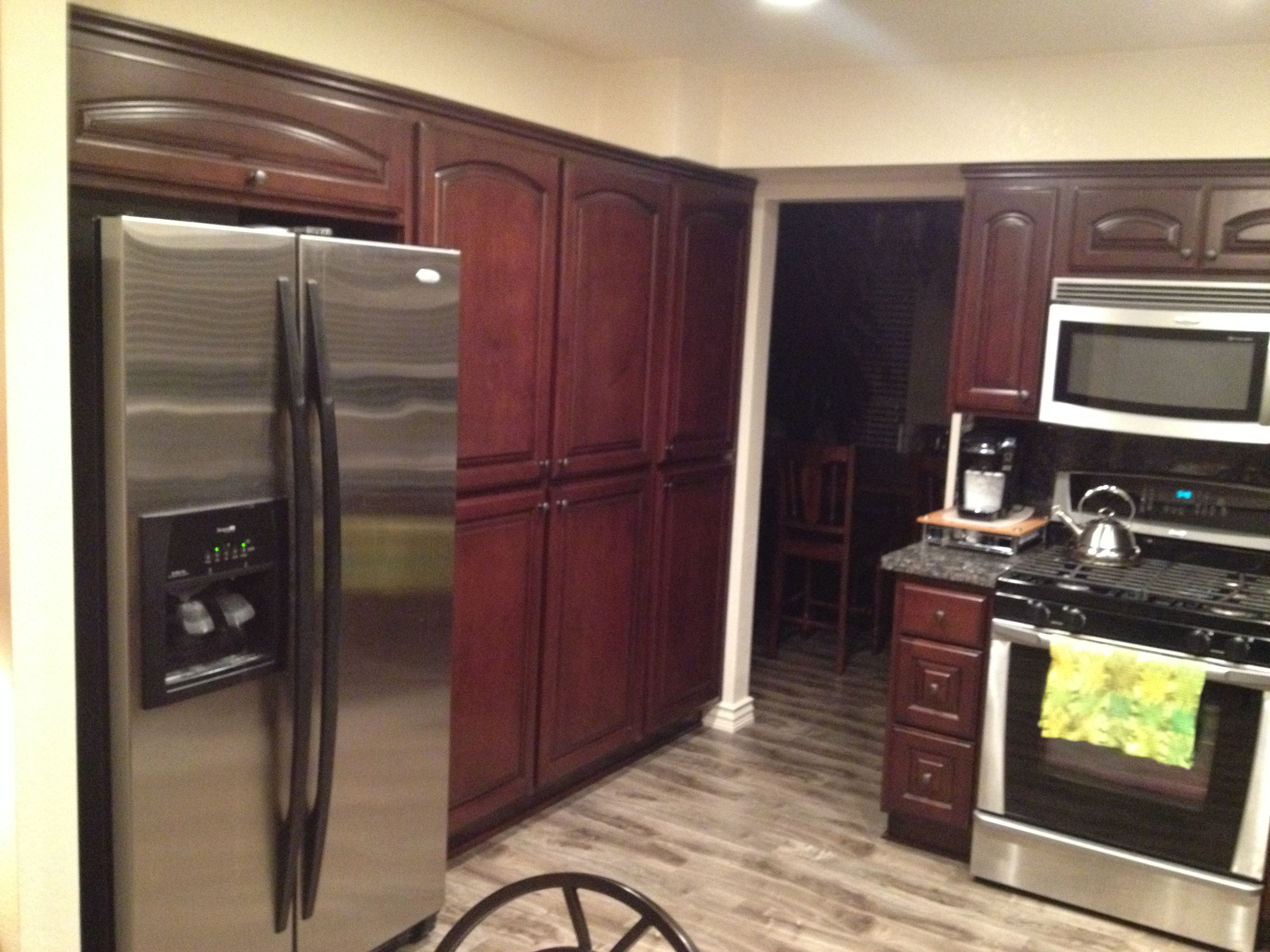 Sawyer kitchen remodel in Temecula CA