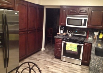 New kitchen cabinets in Murrieta CA