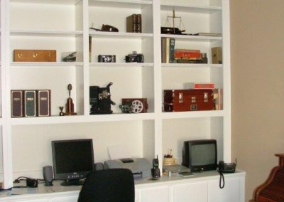 Photos Of Home Office Cabinets, Built In Desks And Bookshelves
