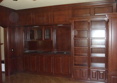Custom Cabinets With A Two Toned Look · Built ...