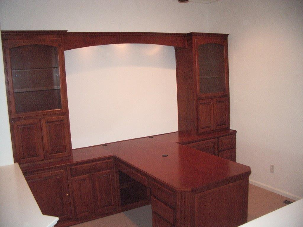 Partner desk for home office