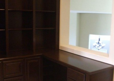built in home office furniture and desks (40)