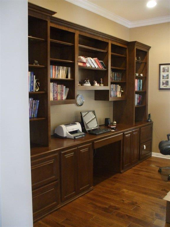 23 new built in home office furniture
