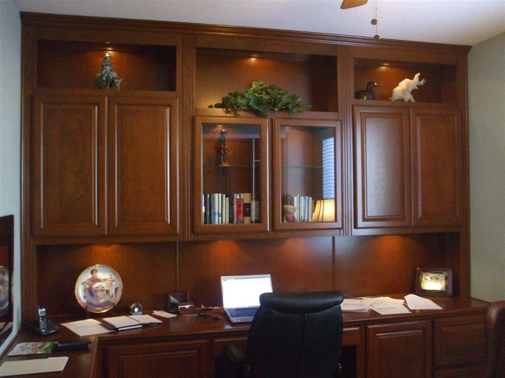 Beautiful Builtinhomeofficefurnitureanddesks16jpg