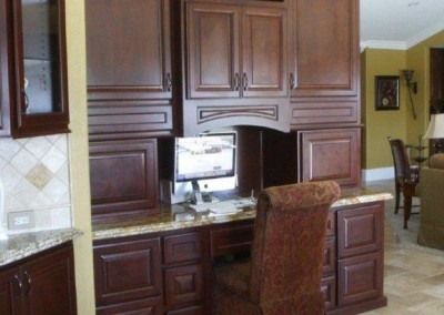 home office built in furniture. built home office in furniture