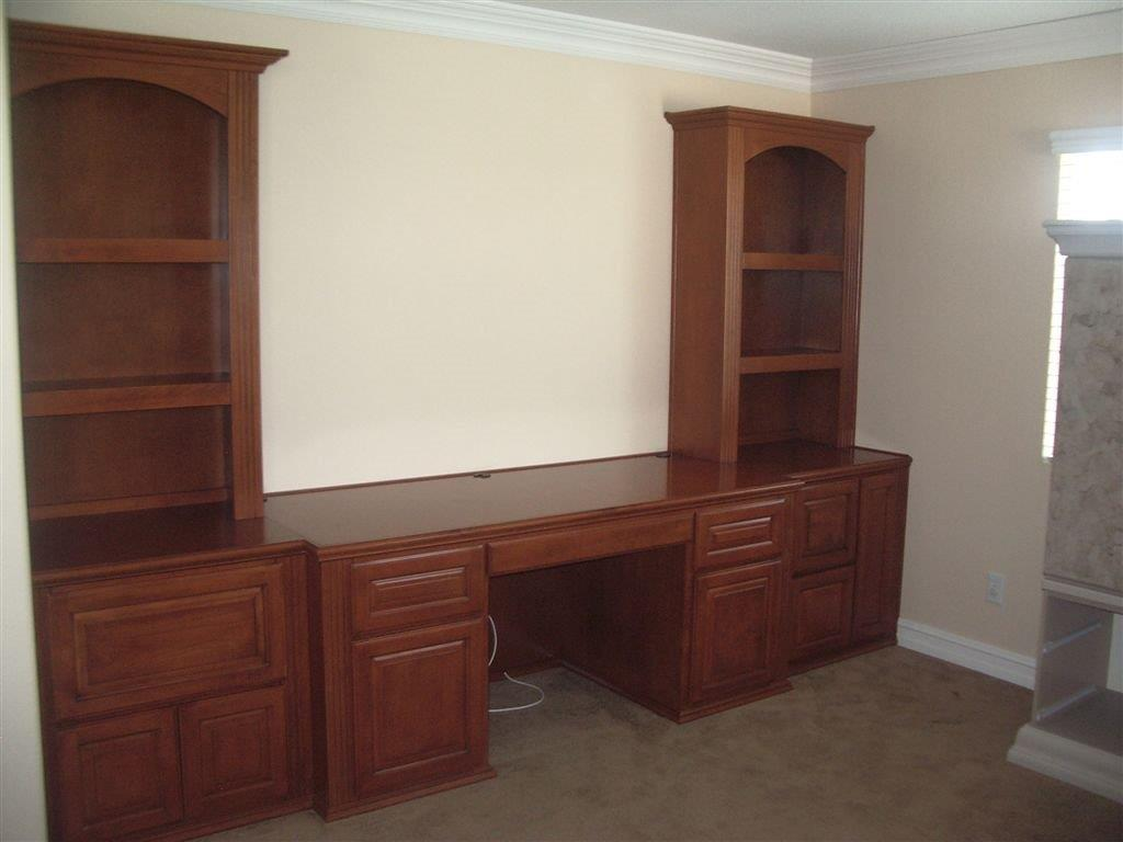 Home Office Built In Furniture