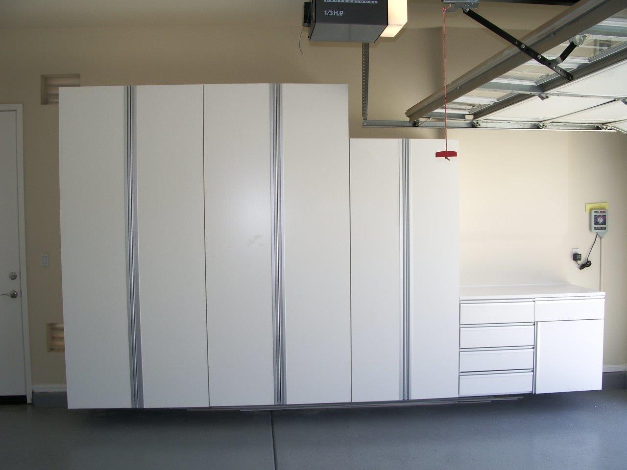 Garage storage cabinets in San Diego CA; Garage ... & Garage storage cabinets | Call 888-201-Wood (9663)