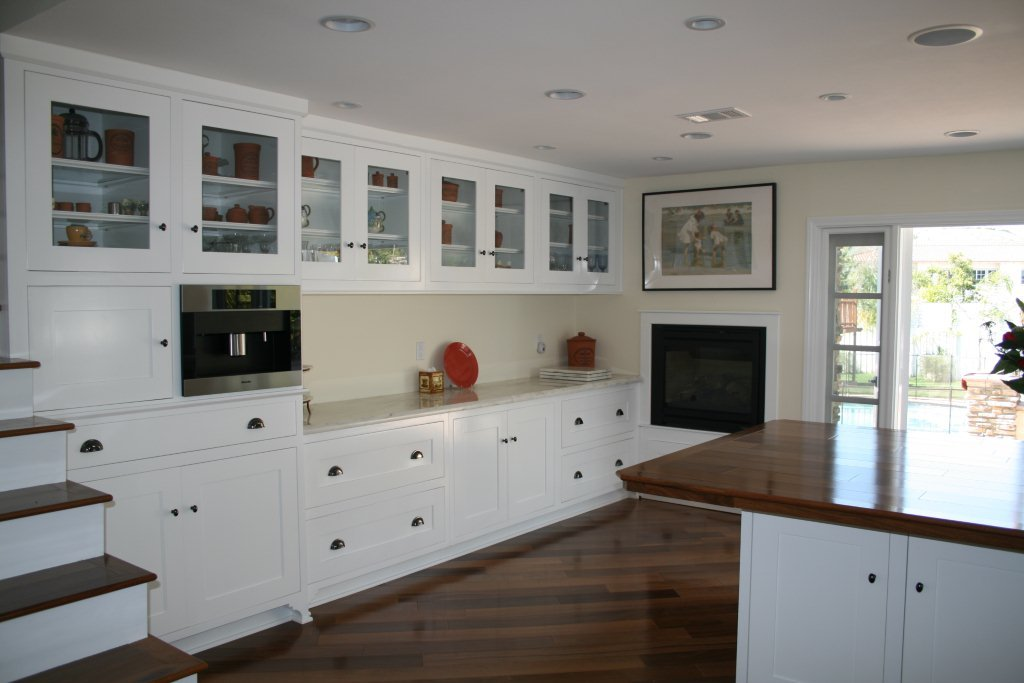 White Kitchen Cabinets In Orange County (132) Pictures