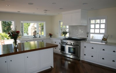 Kitchen design trend: Consistent kitchen island height