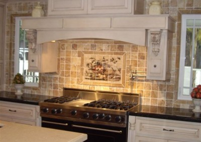 Custom kitchen cabinets in Rancho Santa Margarita