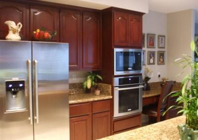 Kitchen cabinets in Murrieta