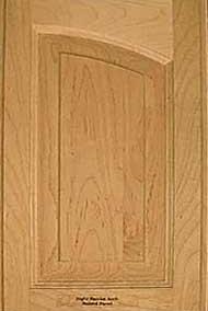 Patriot arch door right panel