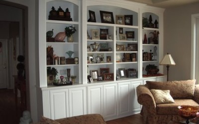 Do you need wood shelving for your home office?